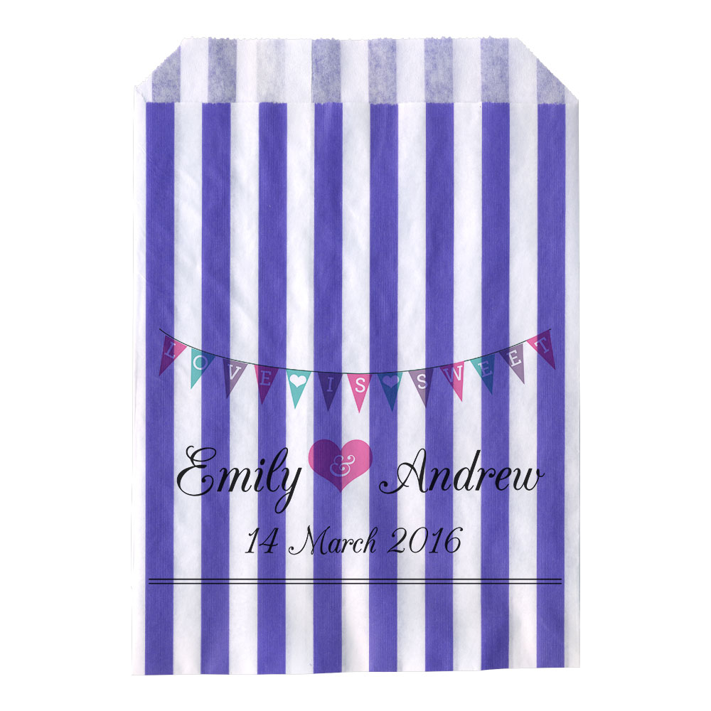 Personalised-Wedding-Sweet-Bags-BUNTING-BIRDS-Candy-Cart-Wedding-Favours-Confett