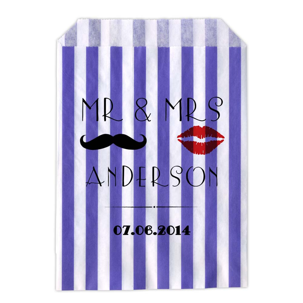 Personalised-Wedding-Sweet-Bags-LIPS-MOUSTACHE-Candy-Cart-Wedding-Favours-Confet
